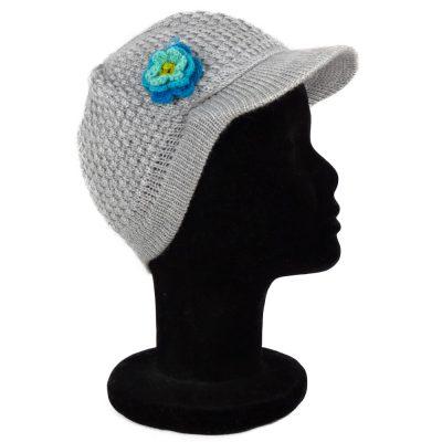 Bonnet casquette femme