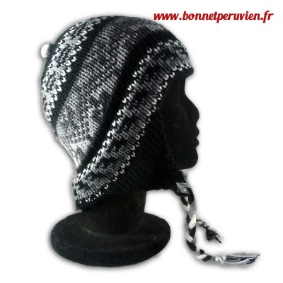 Bonnet Péruvien modèle Ayahuasca