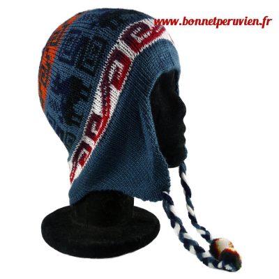 Bonnet péruvien modèle Huachis